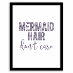 free-printable-wall-art-mermaid-hair-dont-care-2-400x514