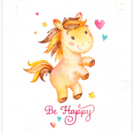 unicorn-be-happy