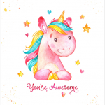 unicorn-youre-awesome